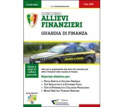 004 | Concorso Allievi Finanzieri Guardia di Finanza (Prova Scritta di Cultura)