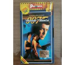 007 Il mondo non basta - M. Apted - Panorama - 1999 - VHS - AR