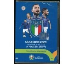 1' DVD GAZZETTA ITALIA CAMPIONE D'EUROPA