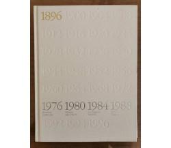 100 anni Olimpici dell'era moderna 1976-1980-1984-1988 - AA. VV. - 1995 - AR