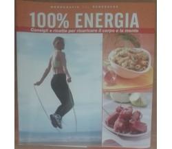 100% energia - AA.VV. - Centro poligrafico Milano,2008 - A