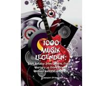 1000 Musik legenden: Elvis Presley John Lennon, Freddie Mercury zu David B. - ER