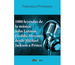 1000 leyendas de la música: John Lennon, Freddie Mercury, desde Michael Jack- ER