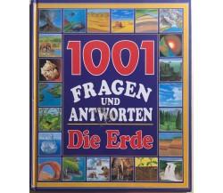 1001 Fragen und Antworten, Die Erde di Aa.vv., Larousse Plc