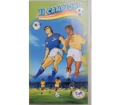 11 campioni (VHS)