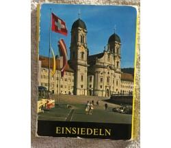 12 colorfotos Einsiedeln di Aa.vv.,  Verlag Photoglob Ag Zurich