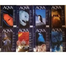 12 riviste AQVA di Aa.vv., Publied Srl