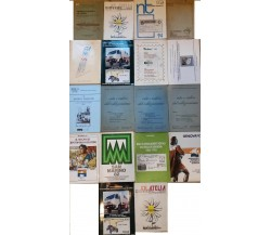 18 libricini filatelici di Aa.vv., Ee.vv.