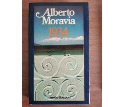 1934 - Alberto Moravia - Bompiani - 1982 - AR