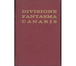 1962: WILL BERTHOLD - DIVISIONE FANTASMA CANARIS - BALDINI & CASTOLDI