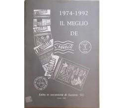 1974-1992, Il meglio de l'annullo di Aa.vv., 1992, Ancai