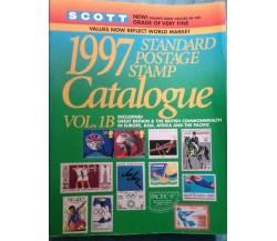 1997 standard postage stamp VOL 1B - AA.VV - Scott - 1996 - MP