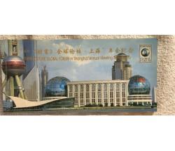 1999 fortune global forum in Shangai vedute della città di Aa.vv.,  1999,  Fortu