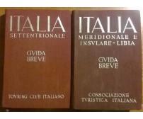 2 Guida Breve: Italia Meridionale e insulare - Libia; Italia Settentrionale - L