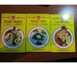 2 Vol. il giallo economico classico - AA.Vv. - Newton - 1993 - M