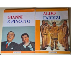 2 Voll. Aldo Fabrizi - Gianni e Pinotto - Camillo Moscati - Fratelli Melita - L