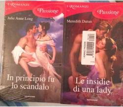 2 Volumi Romanzi Passione - AA.VV - Mondadori - 2017 - M