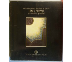 2° premio nazionale di pittura D. Buzzati [...]- AA.VV.- CDI - 1991 - G