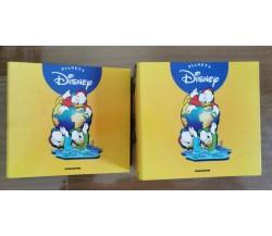 2 raccoglitori Disney pianeta - DeAgostini - 2000 - AR