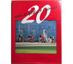20 anni di sport per i giovani di Luca Argentieri,  1988,  Amilcare Pizzi Editor