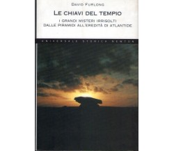 2006: DAVIN FURLONG - LE CHIAVI DEL TEMPIO - PRIMA ED. NEWTON COMPTON