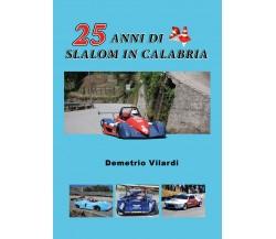 25 anni di slalom in Calabria - Demetrio Vilardi,  2019,  Youcanprint - P