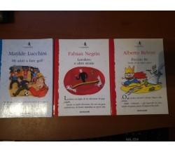 3 Vol. I sassolini - AA.VV . - Mondadori - M