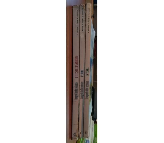 3 Vol. I segreti delle scienze - AA.VV. - CEDAM - 2004 - M