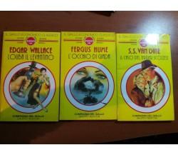 3 Vol. il giallo economico classico - AA.Vv. - Newton - 1993 - M
