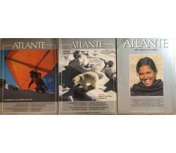 3 atlanti DeAgostini di Aa.vv., Istituto Geografico Deagostini
