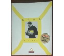 39 poesie - Saba - Mondadori, 1996 - A
