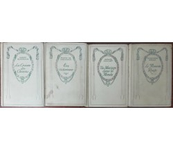 4 volumi collections nelson letteratura romantica francese - AA.VV - Nelson - A