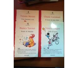 4 volumi i sassolini - AA.VV. - mondadori - 2000 - M
