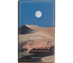40 storie nel deserto di Bruno Ferrero, 1993, Elledici