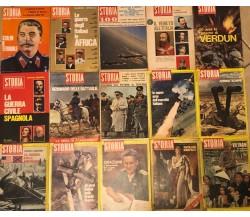 46 riviste vari numeri Storia Illustrata di Aa.vv., Arnoldo Mondadori Editore