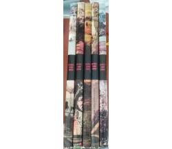 5 Vol. I mensili d'arte - AA.VV. - Fabbri - 1969 - M