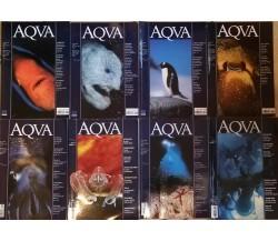 8 riviste AQVA di Aa.vv., Publied Srl
