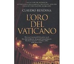 8854117919 / L' ORO DEL VATICANO / RENDINA, CLAUDIO