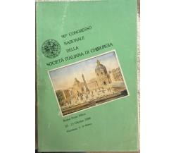 90° congresso nazionale della Società Italiana di Chirurgia di Aa.vv.,  1988,  S