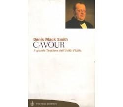 9788845250200 CAVOUR. IL GRANDE TESSITORE DELL'UNITÀ D'ITALIA - DENIS MACK SMITH