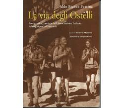 9788849818338 La via degli ostelli. Storia, etica, poetica....Ita e inglese