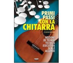 9788883372643 Primi passi con la chitarra - di Massimo Montarese (Autore)