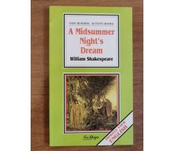 A Midsummer Night's Dream - W. Shakespeare - La Spiga - 1995 - AR