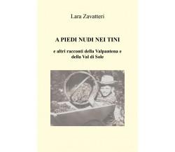 A PIEDI NUDI NEI TINI e altri racconti della Valpantena e della Val di Sole di L