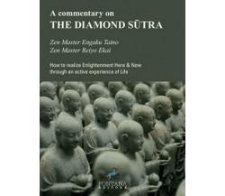 A commentary on the Diamond Sūtra di Leonardo Anfolsi,  2020,  Fontana Editore