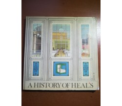 A history of Heal's - Susanna Goodden - Heal & Son - 1984  - M