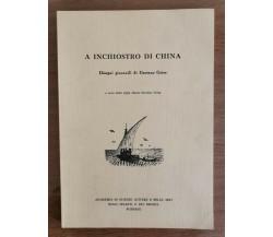 A inchiostro di china - G. Griso - 1980 - AR