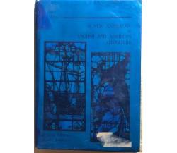 A new anthology of English and American literature di Sani-magnani,  1978,  Soci