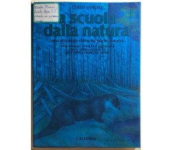 A scuola dalla natura 1 di Guido Vancini, 1988, Calderini