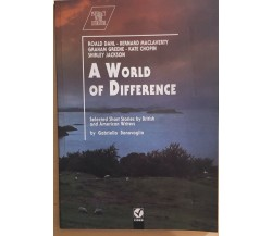 A world of difference di Aa.vv., 1996, Cideb